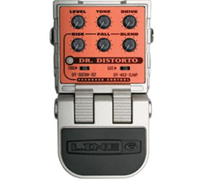Line 6 2401 DR Distortion