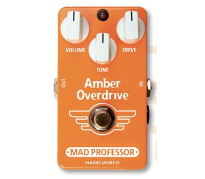 Mad Professor Amber Handwired Overdrive