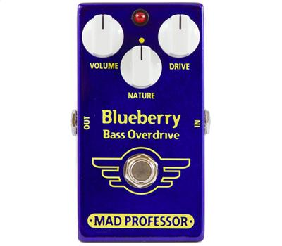 Mad Professor Blue Berry Bass Overdrive