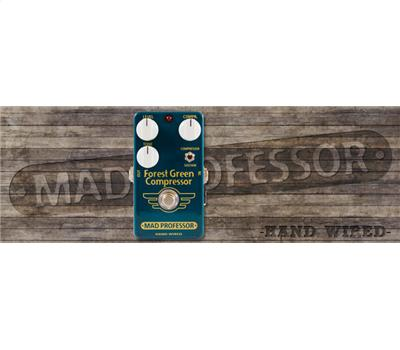 Mad Professor Forest Green Handwired Compressor