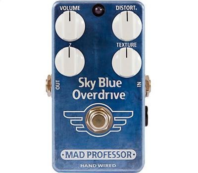 Mad Professor Sky Blue Handwired Overdrive