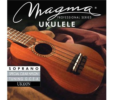 Magma UK 100N Soprano Special Clear Nylon Strings