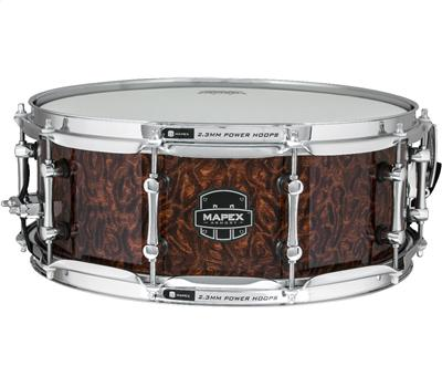 "Mapex Armory 14""x5.5""  Dillinger Maple Snare Drum"