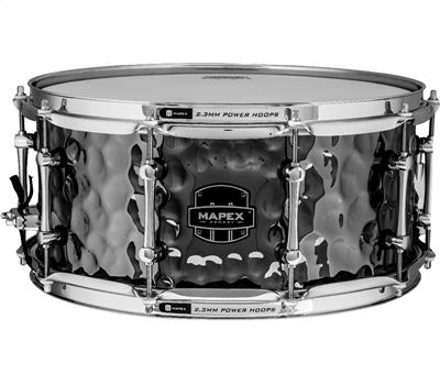 "Mapex Armory Snare 14""x6.5"" Daisy Cutter Steel Snare"