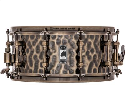 "Mapex Black Panther Sledgehammer Brass Snare 14""x6.5"""