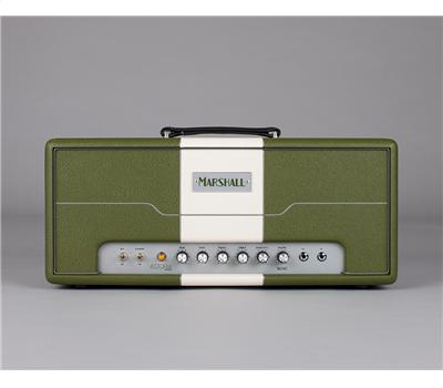 Marshall Astoria Classic Handwired Head Vintage Green1