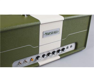 Marshall Astoria Classic Handwired Head Vintage Green2
