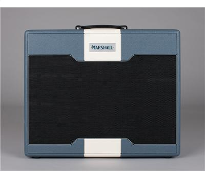 Marshall Astoria Dual Handwired Combo Vintage Blue1