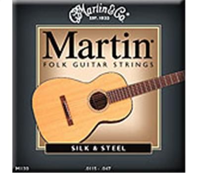 Martin M 130 Silk and Steel Guitarstrings