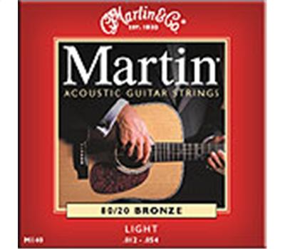 Martin M 140 Acoustic Guitar Strings