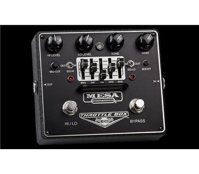 Mesa Boogie Throttlebox EQ  FX-Pedal