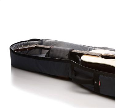 Mono M80 Dreadnaught Guitar Case Black2