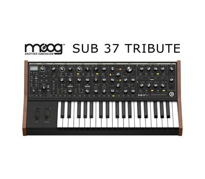 Moog SUB-37 Tribute Edition