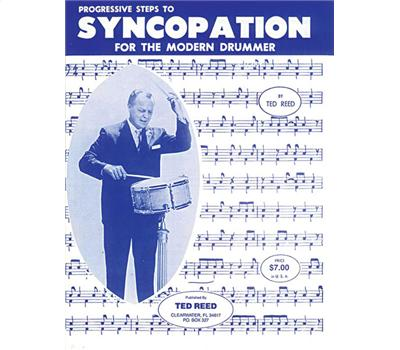 Reed Syncopation for the modern drummer 1