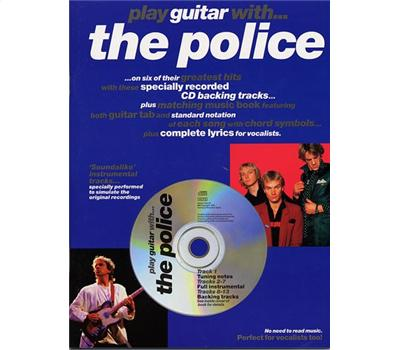 Play Guitar with Police