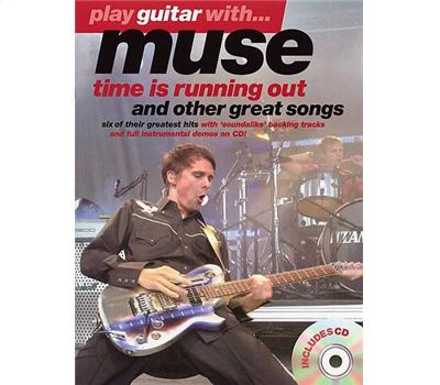 Play Guitar with Muse Ges/Gtr(TAB)