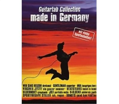 Made in Germany Gesang/Gitarren Noten (TAB)