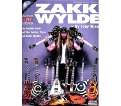 Zakk Wylde Guitar legendary licks