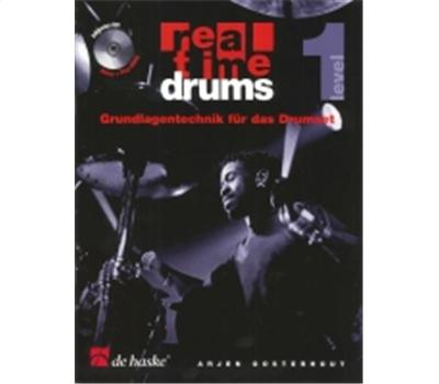 Oosterhout Arjen Real Time Drums Level 1