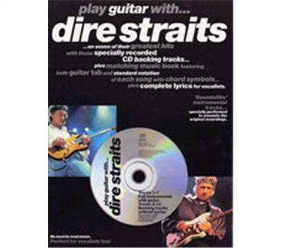 Dire Straits Play Guitar with