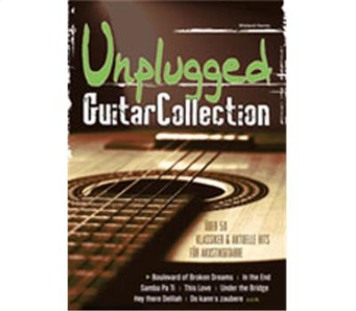 Harms Unplugged Guitar Book