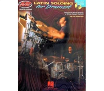 Maturano Latin Soloing for Drumset
