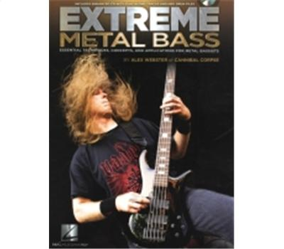 Webster Extreme Metal Bass EB