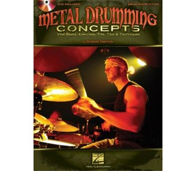 Herrick Metal Drumming Concepts