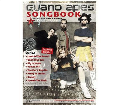 Guano-Apes Songbook