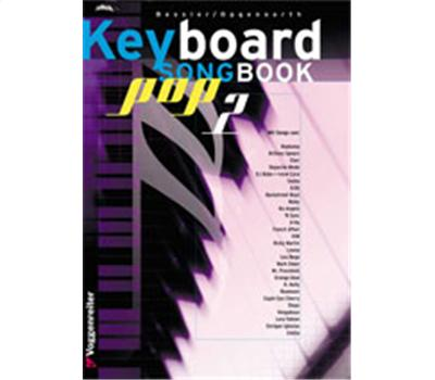 Bessler Keyboard Songbook Pop