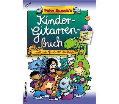 Peter Bursch Kinder Gitarrenbuch