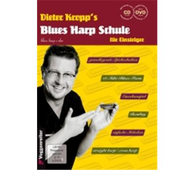 Kropp Blues Harp Schule1