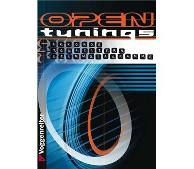Mohr Klein Open Tunings