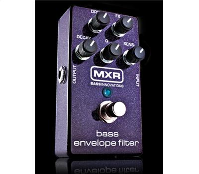 MXR M82 Bass Classic Analog Envelope Filter