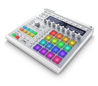 Native Instruments Maschine MK2 White1