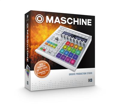 Native Instruments Maschine MK2 White2