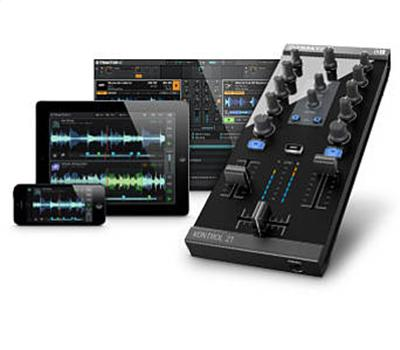 Native Instruments Traktor Kontrol Z-1