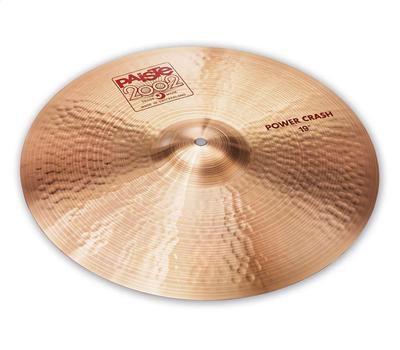 Paiste 2002 Power Crash 19""
