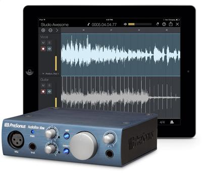 Presonus Audiobox iOne3