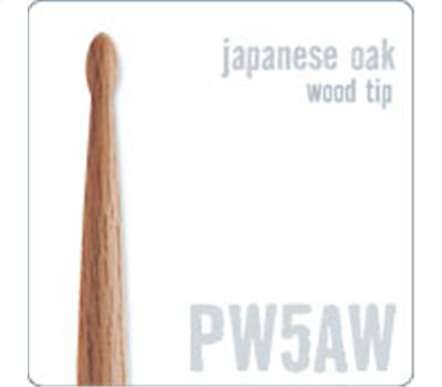 Promark PW5AW Japanese Oak Wood Tip