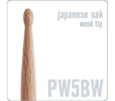 Promark PW5BW Japanese Oak Wood Tip