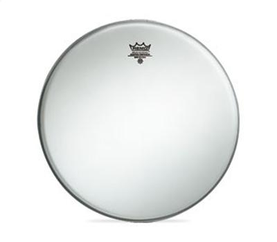 Remo Emperor Coated  weiss 14""