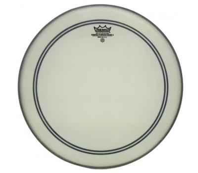 Remo Powerstroke 3 weiss coated 16""