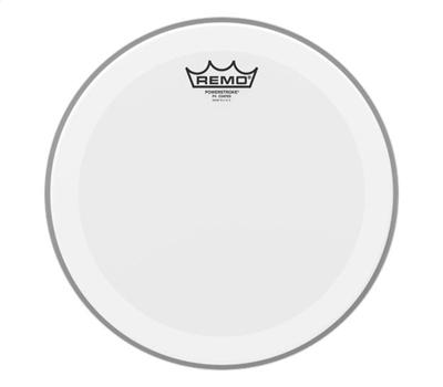 Remo Powerstroke 4 weiss coated 12""