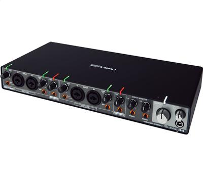 Roland Rubix 44 Audio Interface 4in-4out3