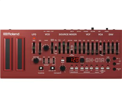 Roland SH-01A  limited Edition Rot1