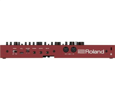 Roland SH-01A  limited Edition Rot2