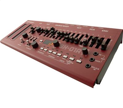 Roland SH-01A  limited Edition Rot4