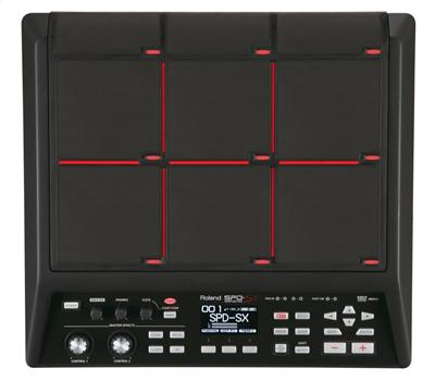 Roland SPD-SX Sampling Pad1