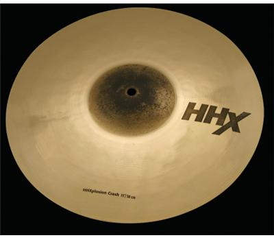 Sabian HHX Xplosion Crash 15""
